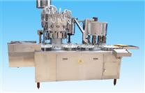 高速口服液灌裝機軋蓋機