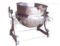 FK系列可傾式反應鍋技術參數