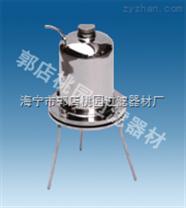 不锈钢桶式正压过滤器/正、负压过滤机/试验过滤器