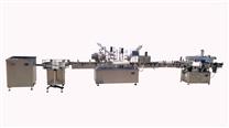 生产速度可控液体灌装生产线