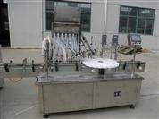 高粘度液體灌裝旋蓋機