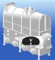 溴化鈉專用NLG內加熱流化床干燥機