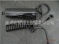 316L純蒸汽取樣冷凝器