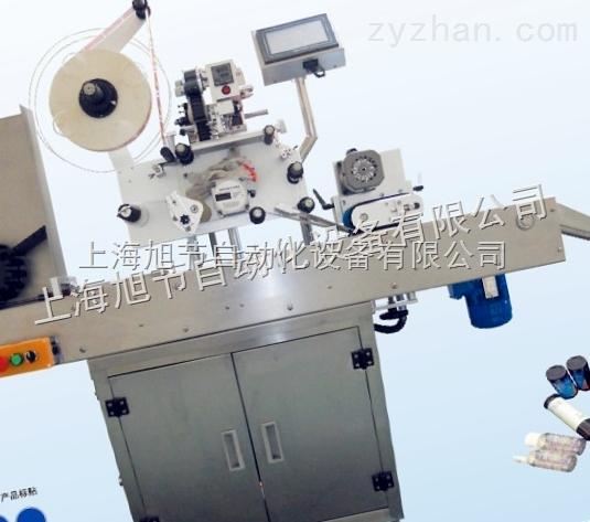 不干胶贴标机专业生产 全自动小圆瓶卧式贴标机械 平面贴标机批发