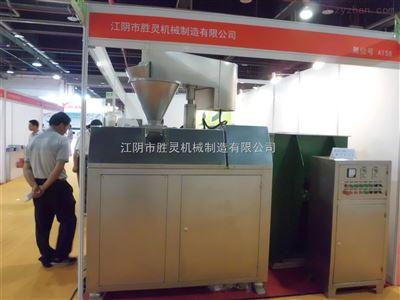 gk-100型奶粉干法制粒机