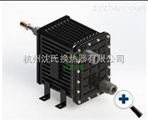 鈦殼盤管式換熱器(水源熱泵)