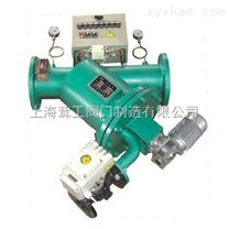 Y型電動刷式過濾器 --價格--上海茸工閥門制造有限公司