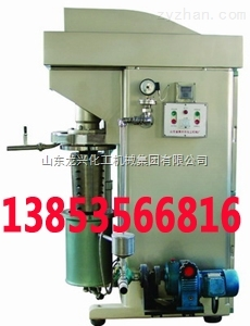 山东龙兴-卧式锥形砂磨机,棒式砂磨机