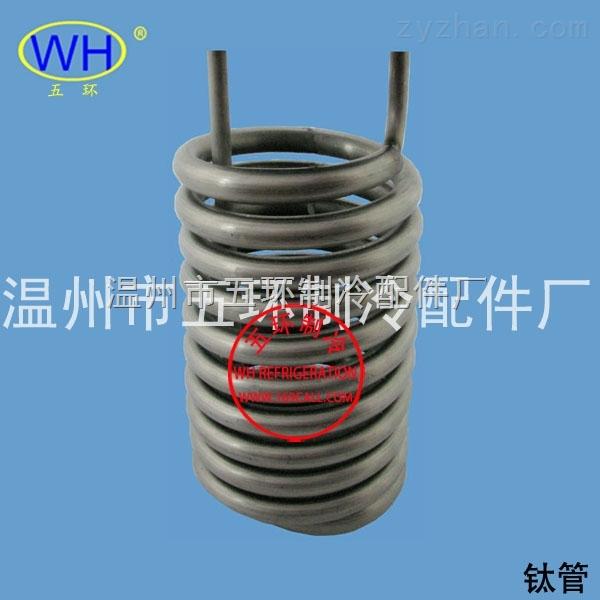 钛管堵头的结构图
