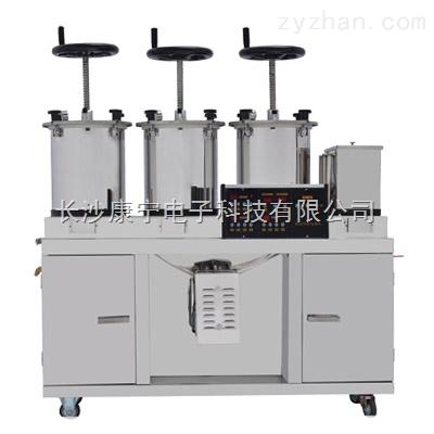 密闭压榨3+1自动煎药包装机