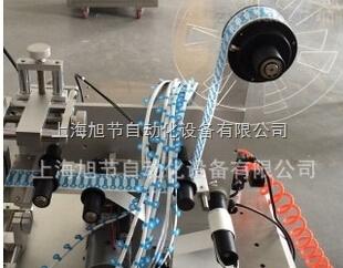 汽车 平衡车 摩托车线束对折贴标机