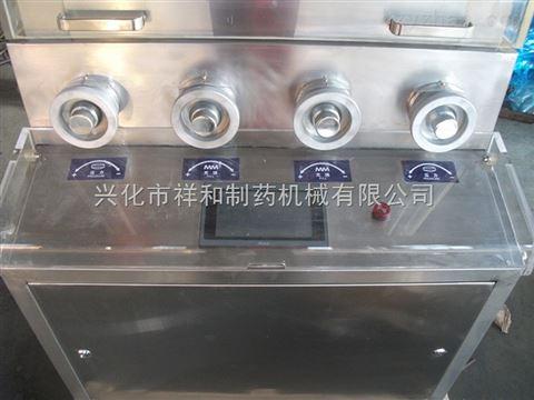供应ZPW29玛咖片压片机 保健品压片机 钙片压片机(PLC智能)