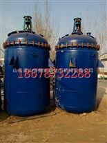 出售10立方搪瓷反應釜 不銹鋼電加熱反應罐