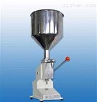 供应双头台式液体灌装机