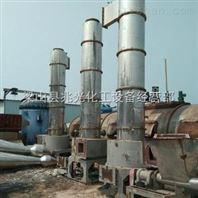 专业回收二手酒精回收塔/不锈钢