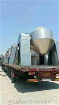 二手2000升不銹鋼雙錐回轉真空干燥機器/搪瓷
