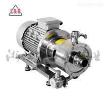 百力仕_高速管线式剪切泵_乳化均质设备
