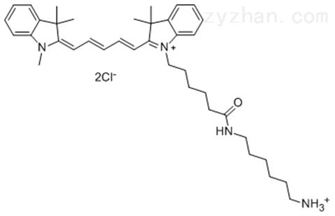 Cy3 Cy3.5 Cy5 Cy5.5 Cy7 Cy7.5 NH2(Amine)氨基