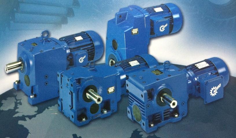 搅拌设备的结构之电机与减速机