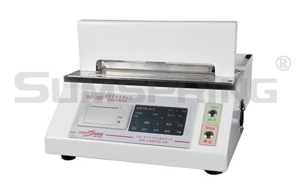 纸张柔软度测试仪RRD-1000