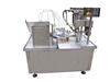 HCDGK-10/20型專業生產商10-20ML口服液灌裝軋蓋機